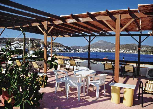 BYZANCE HOTEL  HOTELS IN  PATMOS SKALA